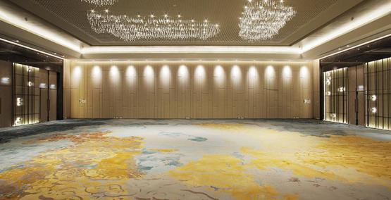 The Imperial ballroom