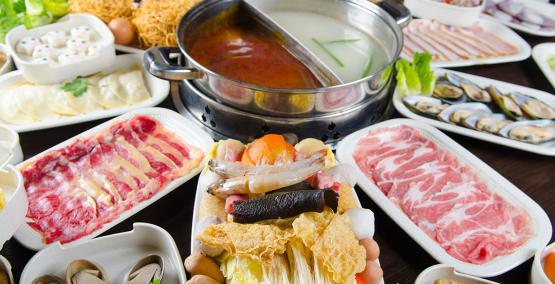 NEW Chinese Hot Pot Menu